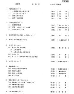項目表(小林孝一郎議員)【定稿】0001.jpg